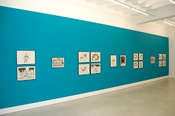 Drawings and Collages 1967-1975